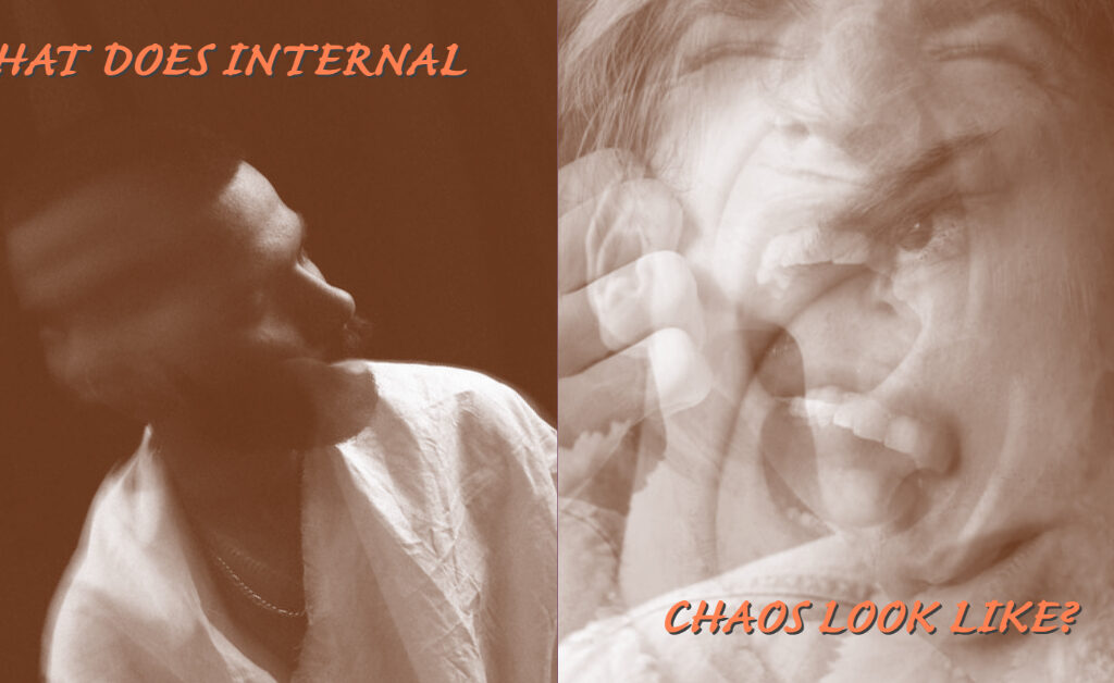 What Does Internal Chaos Look Like?