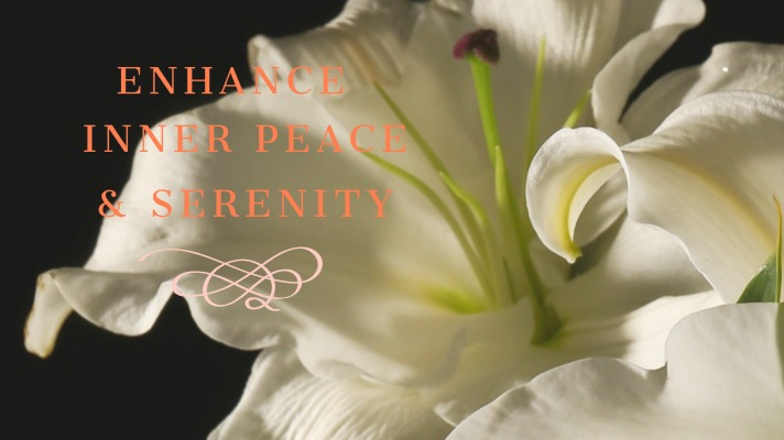Enhance Inner Peace and Serenity