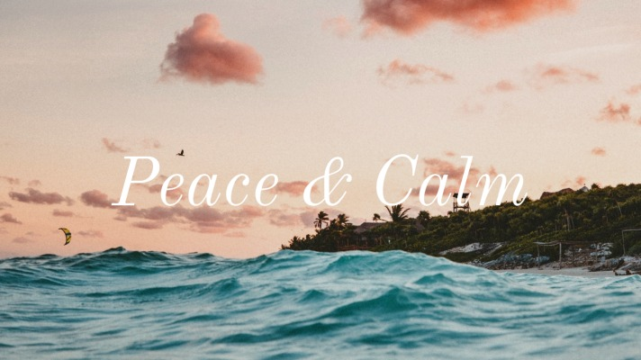 Find Peace and Calm