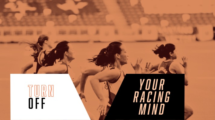 Inner Peace: Turn off Your Racing Mind