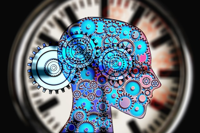 thoughts are like clockwork
