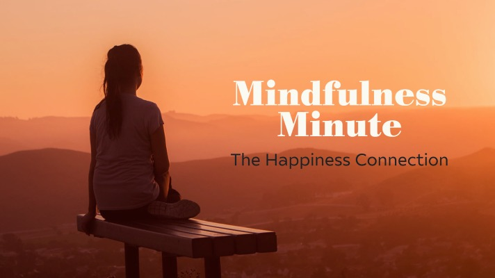 get happy with mindfulness